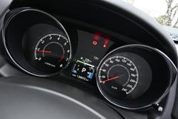 2016 Mitsubishi ASX LS XB MY15.5 Lightning Blue