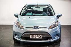 2009 Ford Fiesta CL WS Blue