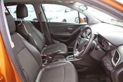 2018 Holden Trax LT TJ MY18 Orange
