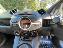 2010 Mazda 2 Neo DE Series 1 Grey