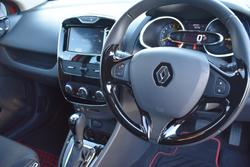 2014 Renault Clio Expression IV B98 Flame Red