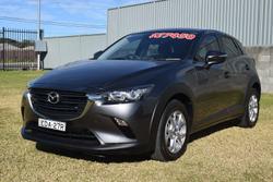2019 Mazda CX-3 Maxx Sport DK Machine Grey
