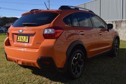 2015 Subaru XV 2.0i-S G4X MY14 AWD Tangerine Orange