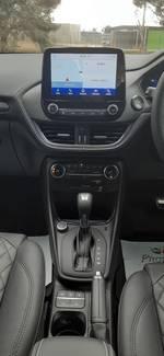2020 Ford Puma ST-Line V JK MY21.25 Desert Island Blue