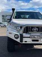 2017 Toyota Landcruiser Prado GXL GDJ150R 4X4 Dual Range Glacier White
