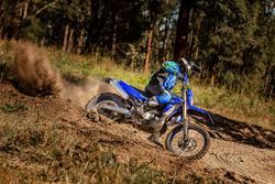 2021 Yamaha WR250F WR Team Yamaha Blue