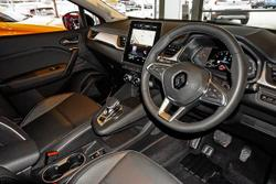 2021 Renault Captur Intens JB Red