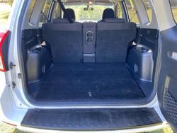 2012 Toyota RAV4 CV ACA33R MY12 4X4 On Demand White