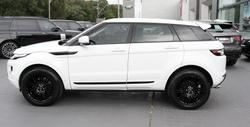 2011 Land Rover Range Rover Evoque Si4 Pure L538 MY12 4X4 Constant Fuji White