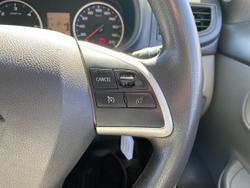 2018 Mitsubishi Triton GLX MQ MY178 4X4 Dual Range White