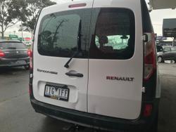 2016 Renault Kangoo Maxi Crew F61 Phase II White