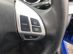 2014 Mitsubishi Lancer ES Sport CJ MY14.5 Lightning Blue