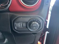 2021 Jeep Gladiator Rubicon JT MY21 V2 4X4 On Demand Snazzberry
