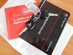 2012 Mitsubishi Lancer