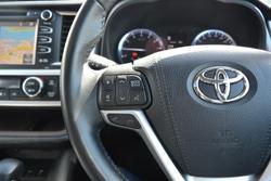 2018 Toyota Kluger Grande GSU55R AWD Cosmos Blue