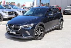 2016 Mazda CX-3 Akari DK Blue
