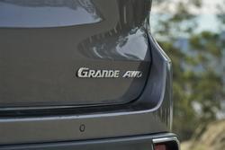 2018 Toyota Kluger Grande GSU55R AWD Predawn Grey
