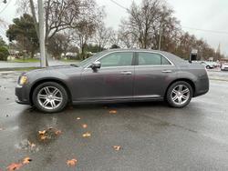 2013 Chrysler 300 Limited LX MY13 Grey