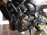 2018 Yamaha MT-07 LA (ABS) Grey