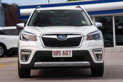 2021 Subaru Forester 2.5i-S S5 MY21 AWD Crystal White