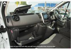 2021 RENAULT TRAFIC Premium 125kW X82 White