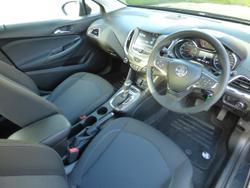 2017 Holden Astra LS BL MY17 Grey