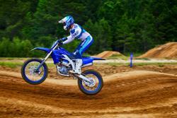 2022 Yamaha YZ450F Blue