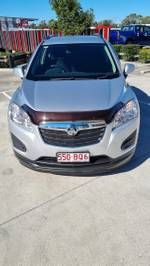 2016 Holden Trax LS TJ MY16 Nitrate
