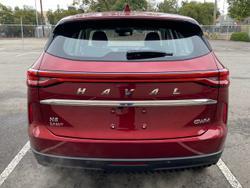 2021 Haval H6 Premium B01 Red