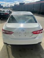 2019 Toyota Camry Ascent AXVH71R White