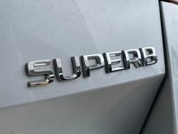 2019 SKODA Superb 162TSI NP MY19 Silver