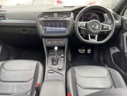 2018 Volkswagen Tiguan 162TSI Highline Allspace 5N MY19 Four Wheel Drive White