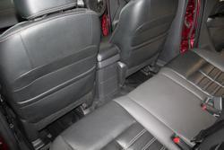 2018 Isuzu MU-X LS-T MY17 4X4 Dual Range Red