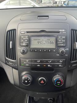 2010 Hyundai i30 SX FD MY10 Black