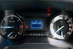 2017 Ford Ranger XLS PX MkII 4X4 Dual Range Silver
