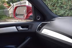 2012 Audi Q5 TDI 8R MY12 Four Wheel Drive Red
