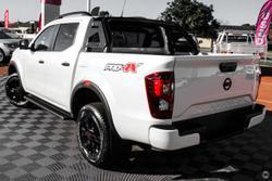 2021 Nissan Navara PRO-4X D23 4X4 Dual Range White