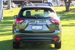 2014 Mazda CX-5 Maxx KE Series MY14 AWD Grey