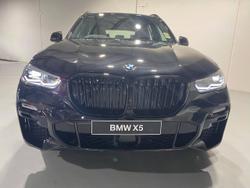 2021 BMW X5 xDrive40i M Sport G05 Black