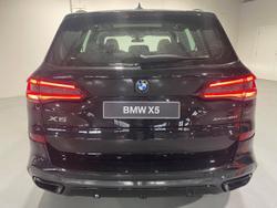 2021 BMW X5 xDrive40i M Sport G05 4X4 Constant Black