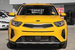 2021 Kia Stonic S YB MY21 Yellow
