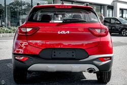 2021 Kia Stonic S YB MY22 Red