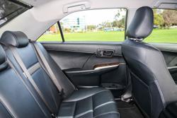2013 Toyota Camry Atara SL ASV50R Silver
