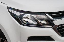 2017 Holden Colorado LTZ RG MY17 White