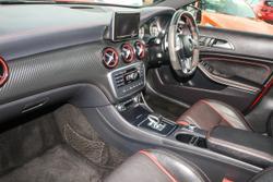 2015 Mercedes-Benz A-Class A45 AMG W176 Four Wheel Drive Red