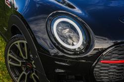2021 MINI Clubman John Cooper Works Classic F54 LCI Four Wheel Drive Black