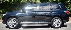 2013 Toyota Kluger Grande GSU45R AWD Black