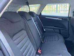 2018 Ford Mondeo Ambiente MD MY18.75 Silver
