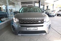 2018 Land Rover Discovery Sport TD4 110kW SE L550 MY19 4X4 Constant Corris Grey