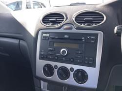 2008 Ford Focus LX LT Silver